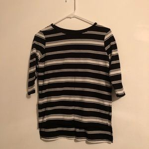 Old Navy Girls Striped Tee